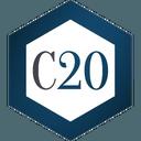Biểu tượng logo của CRYPTO20