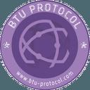 Biểu tượng logo của BTU Protocol