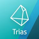 Biểu tượng logo của Trias (old)