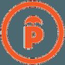 Biểu tượng logo của Parachute