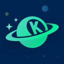 Biểu tượng logo của Krypton Galaxy Coin