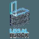 Biểu tượng logo của LegalBlock