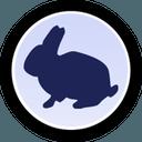 Biểu tượng logo của RabbitCoin