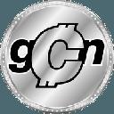 Biểu tượng logo của GCN Coin