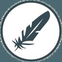 Biểu tượng logo của Feathercoin